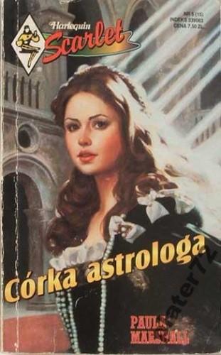 Okładka książki Córka astrologa Paula Marshall