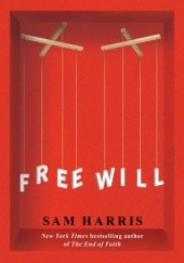 Okładka książki Free Will Sam Harris