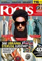 Okładka książki Focus, nr 6 (201)/ czerwiec 2012 Redakcja magazynu Focus