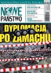 Okładka książki Nowe Państwo, 05/2012 praca zbiorowa,Tomasz Sakiewicz,Piotr Lisiewicz,Katarzyna Gójska - Hejke