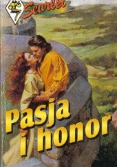 Okładka książki Pasja i honor