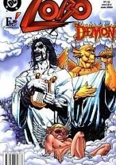 Okładka książki Lobo / Demon: Bracia Dusz Alan Grant,Mark Olivetti