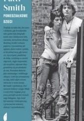 Okładka książki Poniedziałkowe dzieci Patti Smith