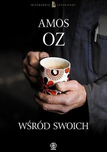 Okładka książki Wśród swoich Amos Oz