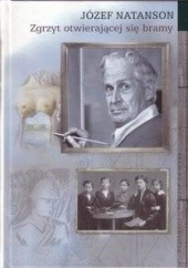 Okładka książki Zgrzyt otwierającej się bramy Józef Paweł Natanson