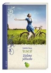 Okładka książki Zielone jabłuszko Izabela Sowa