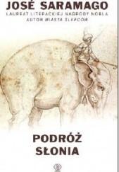Okładka książki Podróż słonia José Saramago