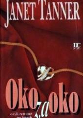 Okładka książki Oko za oko, czyli rewanż po latach Janet Tanner