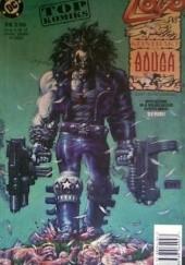 Okładka książki Lobo: Kontrakt na Bouga Alan Grant,Kieron Dwyer
