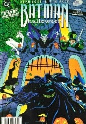 Okładka książki Batman: Halloween