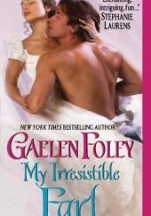 Okładka książki My Irresistible Earl Gaelen Foley