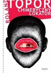 Okładka książki Chimeryczny lokator Roland Topor