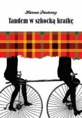 Okładka książki Tandem w szkocką kratkę Hanna Pasterny