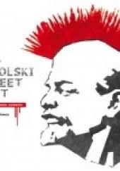 Okładka książki Polski Street Art Elżbieta Dymna,Marcin Rutkiewicz