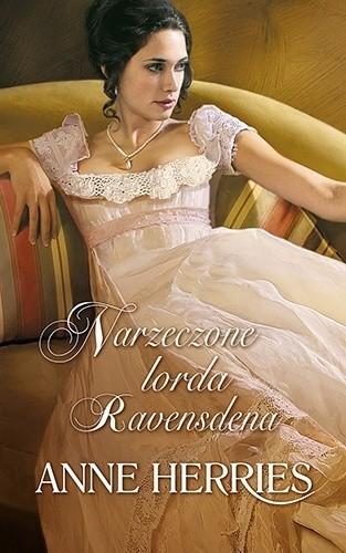 Okładka książki Narzeczone lorda Ravensdena Anne Herries