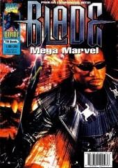 Okładka książki Mega Marvel #20: Blade Marc Andreyko,Bart Whitman Sears