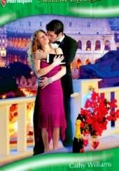 Okładka książki Rzymskie noce Cathy Williams