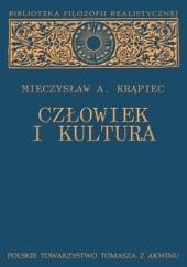 Okładka książki Człowiek i kultura Mieczysław Albert Krąpiec OP