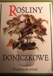Okładka książki Rośliny doniczkowe Friedhelm Bechthold