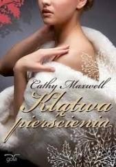 Okładka książki Klątwa pierścienia Cathy Maxwell