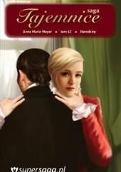 Okładka książki Narodziny Anne Marie Meyer