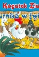 Okładka książki Kogutek Ziutek. Z kurnika w świat Barbara Sudoł