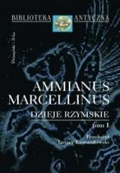 Okładka książki Dzieje rzymskie. Tom 1