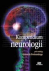 Okładka książki Kompendium neurologii Ryszard Podemski
