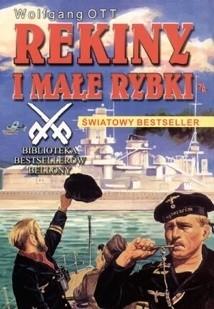 Okładka książki Rekiny i małe rybki Wolfgang Ott