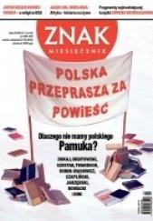 Okładka książki Miesięcznik Znak, numer 686-687 (lipiec-sierpień 2012) Redakcja Miesięcznika ZNAK