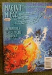 Okładka książki Magia i miecz 1 97 Redakcja magazynu Magia i Miecz