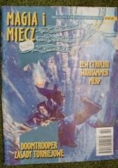 Okładka książki Magia i miecz 3 97 (39) Redakcja magazynu Magia i Miecz