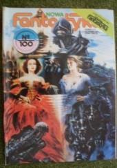 Okładka książki Nowa Fantastyka 100 (1/ 1991) Jacek Dukaj,Gene Wolfe,Orson Scott Card,Ondřej Neff,Rick Wilber,Redakcja miesięcznika Fantastyka