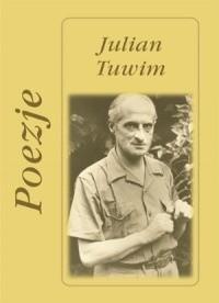 Okładka książki Poezje Julian Tuwim
