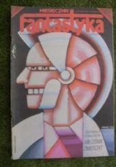 Okładka książki Miesięcznik Fantastyka 43 (4/1986) Stephen R. Donaldson,Andrzej Urbańczyk,István Nemere,Dariusz Filar,Redakcja miesięcznika Fantastyka