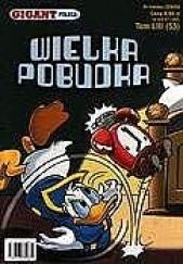 Okładka książki Wielka pobudka Walt Disney