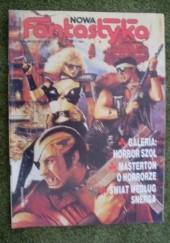 Okładka książki Nowa Fantastyka 101 (2/1991) Orson Scott Card,Michael Paul Kube-McDowell,Ray Aldridge,Redakcja miesięcznika Fantastyka,Thomas Wylde,Joanna Magier