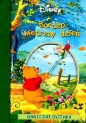Okładka książki Bardzo wietrzny dzień. Walt Disney,Cappi Novell