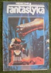Okładka książki Miesięcznik Fantastyka, nr 52 (1/1987) Frederik Pohl,Greg Bear,Bruce Sterling,Tadeusz Meszko,Lewis Shiner,Redakcja miesięcznika Fantastyka,Jaroslav Petr,Jaroslav Veis