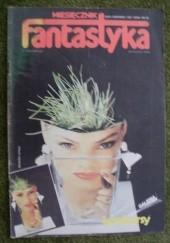 Okładka książki Miesięcznik Fantastyka 57 (6/1987) Arkadij Strugacki,Borys Strugacki,Poul Anderson,Grzegorz Stefański,Kurd Lasswitz,Redakcja miesięcznika Fantastyka