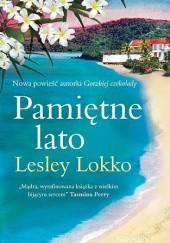 Okładka książki Pamiętne lato Lesley Lokko