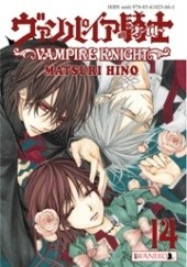 Okładka książki Vampire Knight tom 14 Hino Matsuri