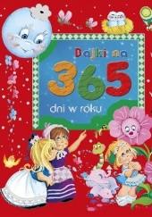 Okładka książki Bajki na 365 dni w roku Marcela Grez,Maria Jose Valero