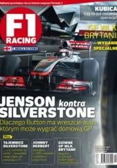 Okładka książki F1 Racing nr 96 Redakcja magazynu F1 Racing