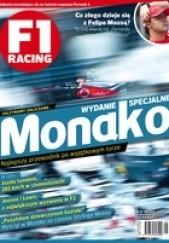 Okładka książki F1 Racing nr 94 Redakcja magazynu F1 Racing