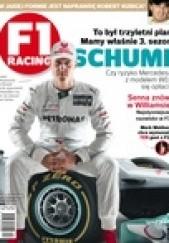 Okładka książki F1 Racing nr 4/2012 Redakcja magazynu F1 Racing