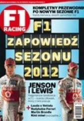 Okładka książki F1 racing nr 3/2012 Redakcja magazynu F1 Racing