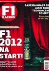 Okładka książki F1 racing nr 2/2012 Redakcja magazynu F1 Racing