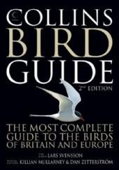 Okładka książki Collins Bird Guide Lars Svensson,Killian Mullarney,Dan Zetterström,Peter Grant