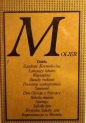 Okładka książki Dzieła t. 1 Molier